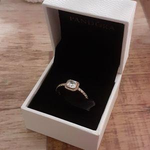 Pandora Promise Ring